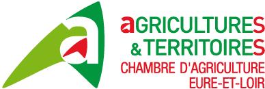 Logo de la Chambre d'agriculture d'Eure-et-Loir