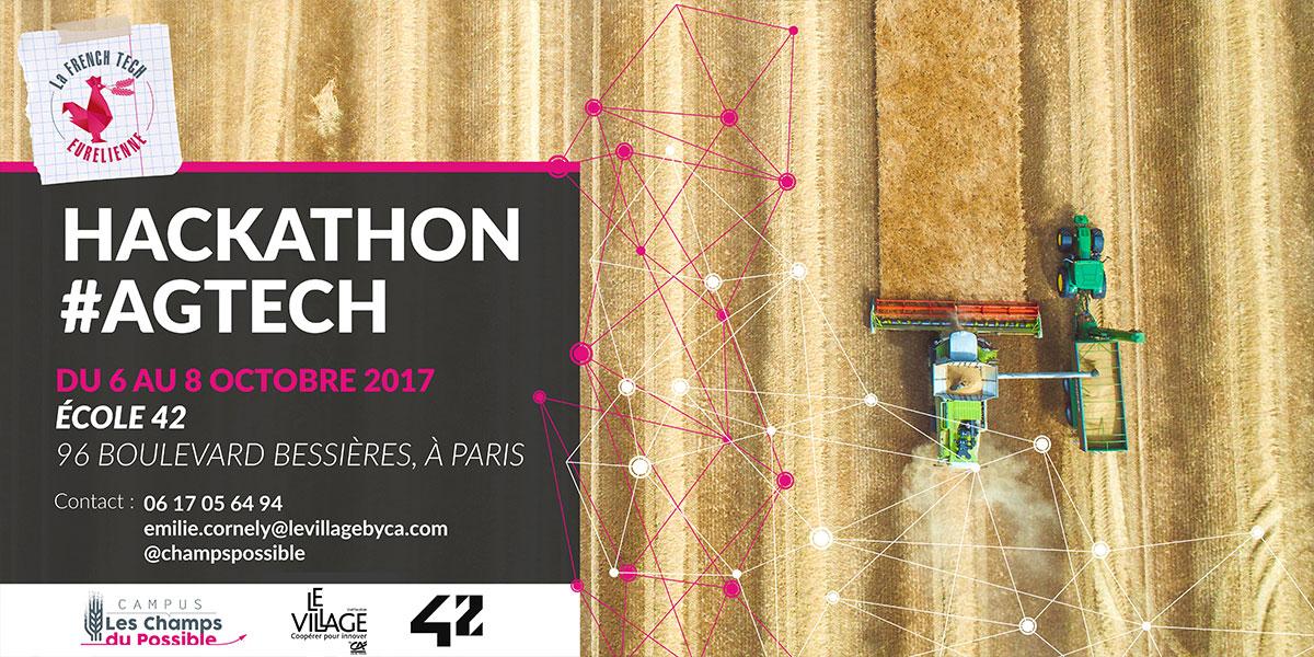 Hackathon #AgTech 42